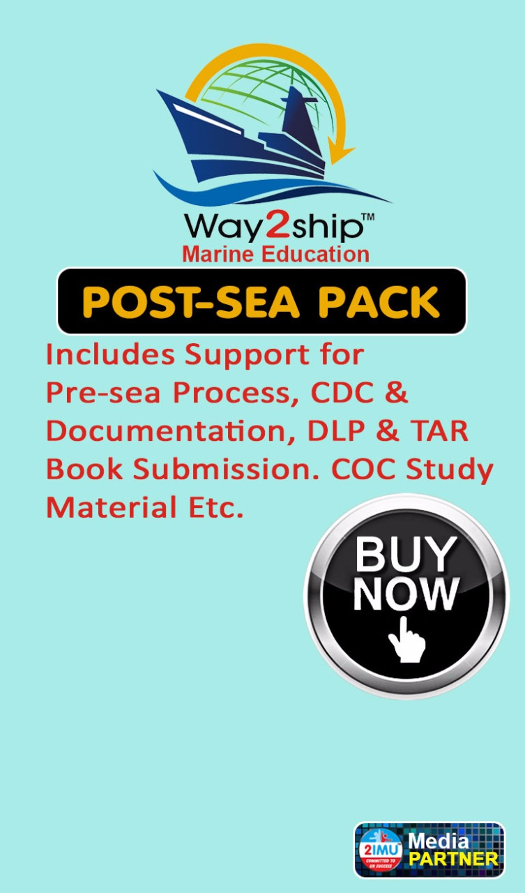 Post-Sea pack